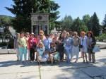 Посещение на Лк Евридика в красивата Розова долина
